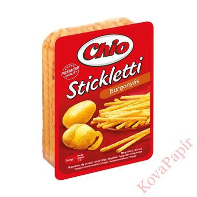 Sóspálcika CHIO Stickletti 80 gr burgonyás