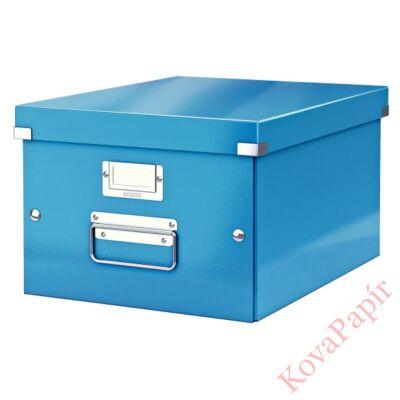 Tároló doboz LEITZ Click&Store A/4 kék