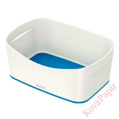 Tároló doboz LEITZ Wow Mybox műanyag fehér/kék