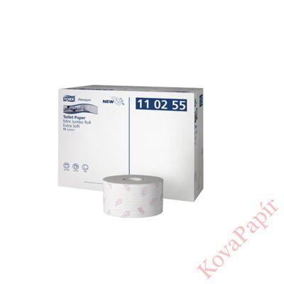 Toalettpapír TORK Extra Soft Mini Jumbo Premium T2 19 cm 3 rétegű