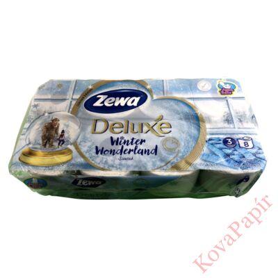 Toalettpapír ZEWA Deluxe 3 rétegű 8 tekercses LE.Spring/Winter