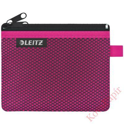 Utazótasak LEITZ Wow S méret 14x10,5cm rózsaszín