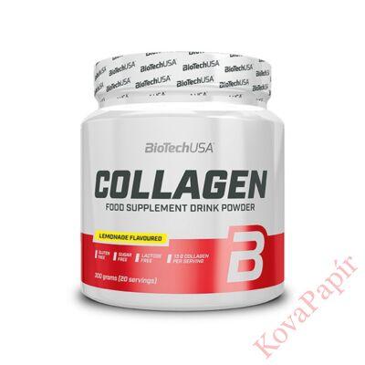 Vitamin BIOTECHUSA Collagen Limonádé 300 g