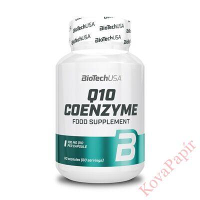 Vitamin BIOTECHUSA Q10 Coenzym 60 db kapszula