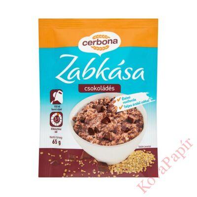 Zabkása CERBONA instant csokis 65g